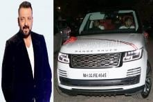 Actor Sanjay Dutt Buys Range Rover Vogue SUV Worth Rs 2.33 Crore