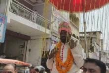 Election Candidate Leads 'Wedding Procession' to File Nomination, Booked