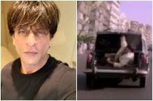 Shah Rukh Khan's Response to a Fan Query About His Stunt in Anjaam will Leave You Puzzled