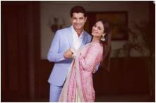 Sharad Malhotra to Tie the Knot with Ripci Bhatia on April 20, See His 'Roka' Pic