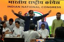 Shatrughan Sinha Joins Cong, Says Was Disowned by 'One-Man Party' BJP Due to Closeness With Advani