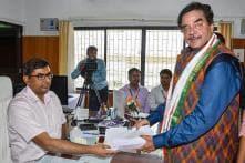 Lok Sabha Elections 2019: Politicians File Nomination Forms