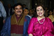 'Not Yet Resigned From RSS': Shatrughan's Campaign For Wife Angers Cong's Lucknow Candidate
