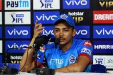 IPL 2019 | One of Dhawan or Me Had to Bat Deep: Shaw