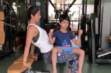 Shilpa Shetty Inspires Young Mothers in Latest Instagram Video, See Here
