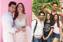 Alia Bhatt and Varun Dhawan Congratulate SOTY 2 Actors After Trailer Launch