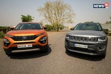 Tata Harrier vs Jeep Compass 4x4 Comparison Review: Which is the Better SUV?