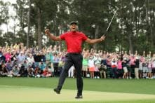 Tiger Woods Forges Masters Comeback: Obama And Trump Congratulate, Serena Williams in Tears
