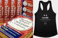 'Snowflake, Clapback and Swole': Merriam-Webster Dictionary's New Words are for Gen Z