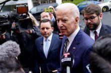 Former Vice President Biden Launches White House Bid as Democrat Front Runner
