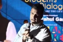 No Burden on Middle Class Due to NYAY, Promises Rahul Gandhi