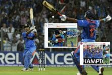 Twitter Relives Golden Memories From the Night When India Won the Cricket World Cup
