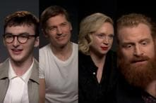 'Game of Thrones' Cast Guesses the Aussie Slang With Ozzy Man and it's Hilarious