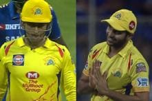 When CSK's Shardul Thakur Apologised to Dhoni With Folded Hands