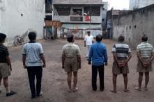 How RSS' Early Morning Shakhas are Lending Voice to the BJP Campaign in Bihar