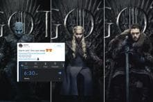Game of Alarms: Indians Forgot Monday Blues to Watch the First Episode of 'GoT' Season 8
