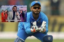 Rishabh Pant's Omission From World Cup Squad Triggers a Meme Fest on Twitter
