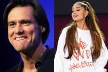Jim Carrey Has the Warmest Response to Ariana Grande After She Opens up About Depression