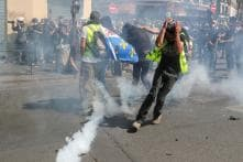 Millions For Notre Dame, What About Us, Lament 'Yellow Vest' Protestors After Clashes Break Out