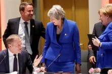EU Leaders Agree to Delay Brexit Deadline Until October 31 After Talks With Theresa May