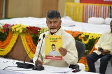 Naidu's Poll Manifesto Promises Crop Insurance, MSP Stabilisation Fund and Laptops for Students