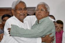 RJD Trying to Foment Social Strife by Alleging Lalu Has Been Framed, Says Nitish Kumar
