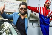 Ranveer Singh Thinks That He Resembles a Household Object. Guess What?