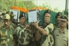 As Remains Return of Martyred BSF Jawan, Poll Campaigning Turns Into Tribute in Hometown