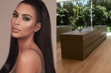 Kim Kardashian Has a Sink With No Basin in it. Here's How it Works.