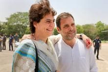 Banter and More: What Rahul Told Priyanka When They Bumped Into Each Other at Kanpur Airport