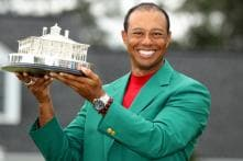In Fairytale Comeback, Tiger Woods Ends 11-year Drought to Win Masters in Augusta