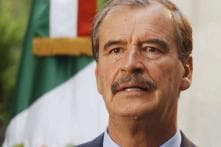 Ex-Mexican President Vicente Fox Says Gunmen Tried to Storm His Home
