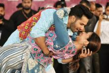 Alia Bhatt and Varun Dhawan Dance to the Beats of Kalank Song First Class in Jalandhar, See Video