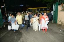 Polling in Andhra Pradesh Wraps Up at 1am as EVM Glitches Force Voters to Wait in Queue for 7 Hours