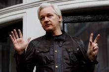 Caught on Camera: Julian Assange is Boxing an Imaginary Opponent in Ecuador Embassy