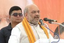 Country Will be Safe From Terror Only if Modi Returns as PM, Says Amit Shah