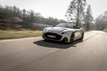 Aston Martin DBS Superleggera Revealed, Company's Fastest Convertible Yet