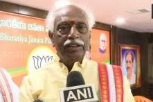 'Hyderabad Safe Haven for Terrorists': BJP Leader Blames KCR's Bond With AIMIM for 'Inaction'