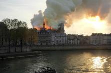 Vicky Kaushal, Arjun Kapoor Mourn the Damage After Fire at Notre-Dame de Paris