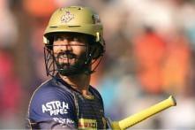 IPL 2019 | Skipper Karthik Finds Form, But KKR Continue to Slide
