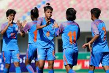 India Women Beat Indonesia 2-0 in Olympic Qualifiers Round 2 Opener