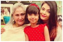 The Bachchan Bond: Aishwarya Captures a Happy Moment With Jaya and Daughter Aaradhya