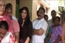Elections 2019: Actor-Politician Kamal Haasan And Daughter Shruti Haasan Cast Vote In Tamil Nadu
