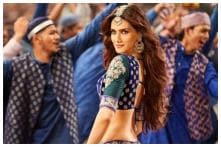 Kriti Sanon Dances Her Heart Out in Behind The Scenes Videos of Kalank Song Aira Gaira