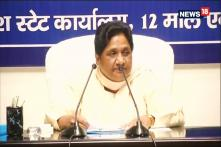 Mayawati Reacts To Modi's Caste Comment in Kannauj