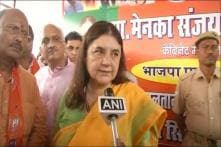 Elections 2019: Maneka Gandhi Confident Of Winning In Second Phase Of Lok Sabha Polls