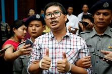 Myanmar's Top Court Rejects Final Appeal by Jailed Journalists