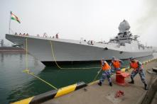Indian, Australian Warships Arrive in China for Naval Parade, Pakistan to Give it a Miss