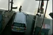 'Even The Police Doesn't Stop My Car': Gurgaon Driver Drags Toll Plaza Employee on Bonnet for 8 Km