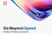 OnePlus 7, OnePlus 7 Pro to Launch in India on May 14: Expected Features, Price and More